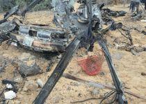 """תיעוד: הרכב שבו פעלו כוחות צה""""ל במבצע הושמד"""