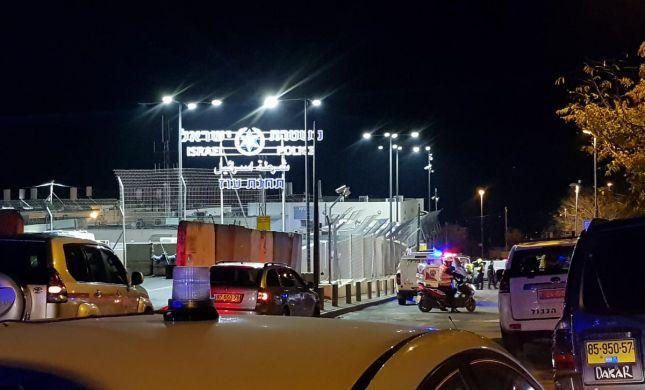 פיגוע דקירה בירושלים: שני פצועים קל, המחבל נוטרל