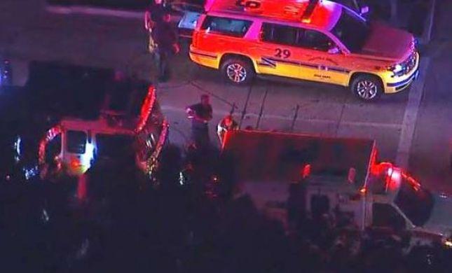 """ארה""""ב: 12 הרוגים מירי במועדון לילה בקליפורניה"""