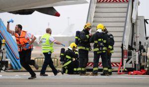 """חדשות, חדשות בארץ, מבזקים מצב החירום בנתב""""ג בוטל; המטוס ינחת לבדיקה"""