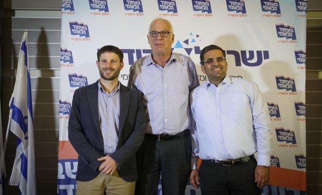 אריאל וסמוטריץ': לא בטוח שנפרוש עם הבית היהודי
