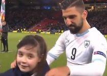 בעולם מברכים את הנבחרת הישראלית על המחווה