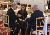 גלריה: נתניהו מתרועע עם מנהיגי המעצמות