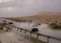 """התחזית: סופ""""ש גשום; חשש לשטפונות בדרום"""