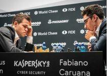 אליפות העולם בשחמט: שוויון אחרי 4 משחקים