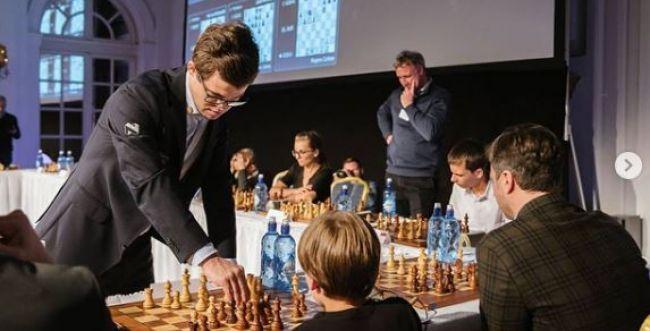 אליפות העולם בשחמט: מבחן חשוב לקרלסן