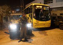 רימונים והתפרעויות: אלפים נכנסו הלילה לקבר יוסף