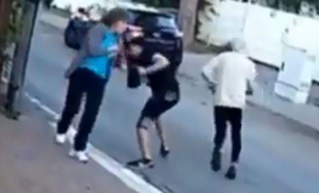 כתב אישום נגד הנערים ששדדו באכזריות קשישה