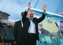 מצרים מנעה את יציאתו של מנהיג חמאס מעזה לאיראן