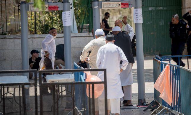 """בג""""צ קבע: האפליה נגד יהודים בהר הבית מוצדקת"""
