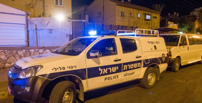 ירושלים: ערבי התחזה לשוטר- וגנב רכבים שנעצרו