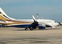 נשיא צ'אד אידריס דבי נחת בישראל