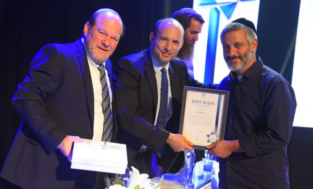כבוד: אביתר בנאי קיבל פרס למפעל חיים