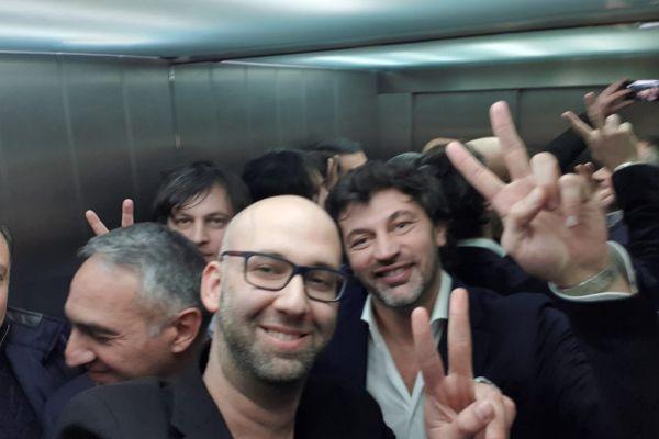 ברנז'ה: קלוגהפט ניצח את הבחירות בגאורגיה