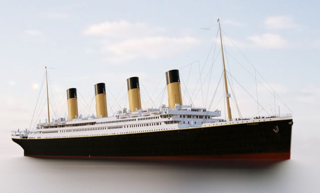 מצטרפים? ספינת 'טיטאניק 2' תצא להפלגה ראשונה