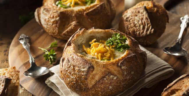 צפו: כך תשדרגו את החורף שלכם בעזרת לחם