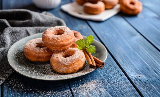 לכבוד יום הסוכרת: מתכון קל לסופגניות ללא סוכר