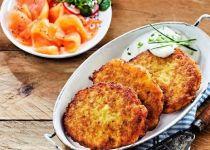מתכוננים: מתכון ללביבות תפוחי אדמה וסלמון