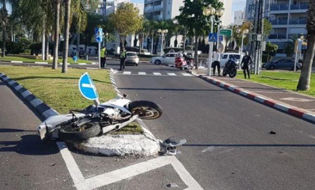 יומיים אחרי שחרור מהכלא: גנב אופנוע ונהרג בתאונה