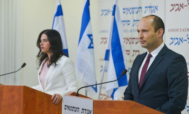 רשמית: בנט שקד ומועלם פורשים מהבית היהודי