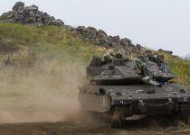 """צה""""ל ירה על חמושים שחצו את הגדר בגולן"""