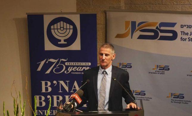 """יאיר גולן: """"ישראל חייבת להחליט לאן היא הולכת"""""""