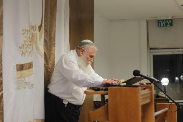 ממשיך בגבורות: הרב דרוקמן ישתתף במרתון בירושלים