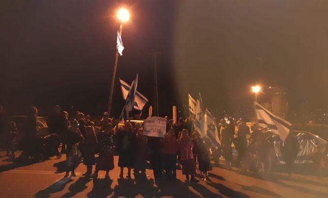 """צפו: הפגנות ברחבי הארץ להחזיר את הביטחון ליו""""ש"""