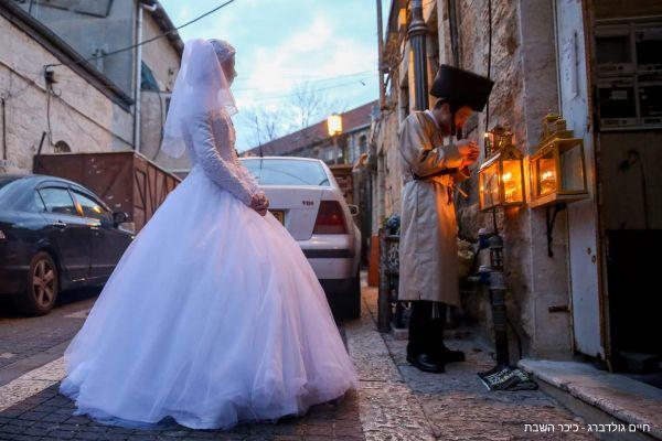 גלריה מרהיבה: מאירים את ירושלים