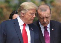 """טראמפ: """"שוחחתי עם ארדואן על הנסיגה מסוריה"""""""