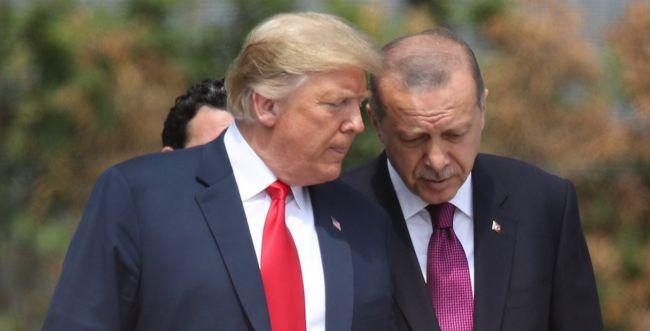 """ארה""""ב חוזרת בה: תשקול להטיל סנקציות על טורקיה"""