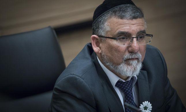 """עד לבחירות: ח""""כ וקנין מש""""ס ימונה לשר הדתות"""