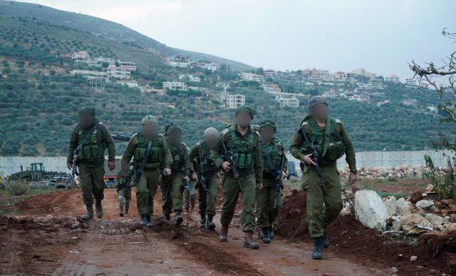 """היום השני ל""""מגן צפוני"""": צה""""ל פועל בגבול לבנון"""