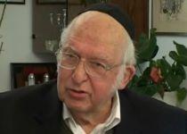 תיעוד נדיר: הרב ליכטנשטיין מתייחס לפרשת הרב אלון. צפו
