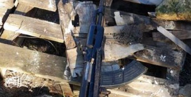 צפו: זה הנשק באמצעותו בוצע הפיגוע בגבעת אסף