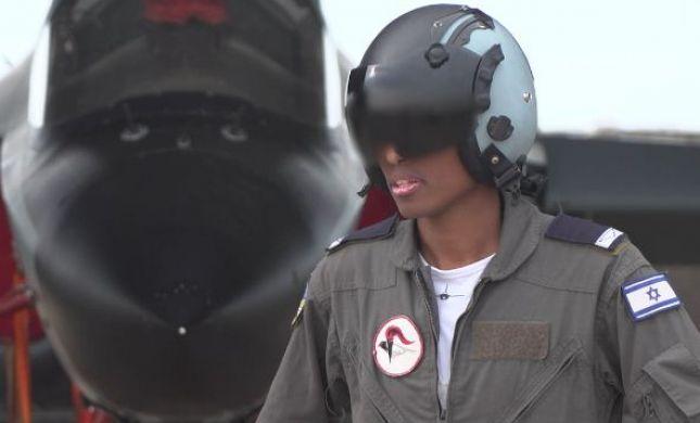 צפו: הטייס סגן י', בוגר הישיבה בעלי, מדבר