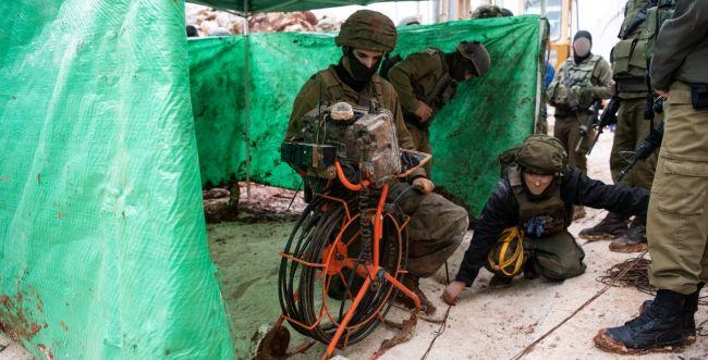 """שבוע ל""""מגן צפוני"""": אותרה מנהרת טרור נוספת בצפון"""