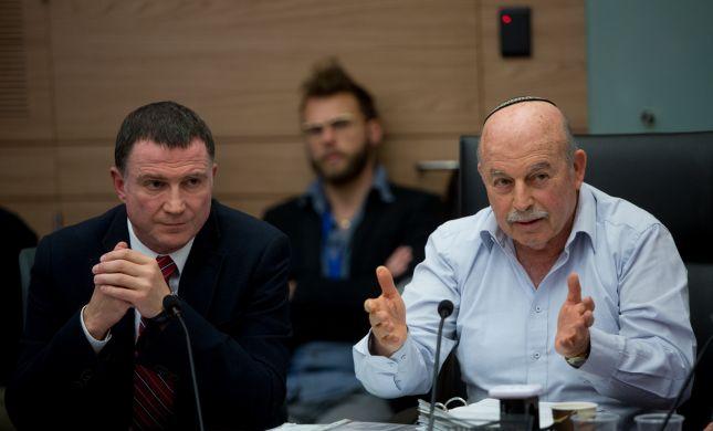סלומינסקי: לעלות להצבעה את חוק החטיבה להתיישבות