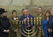 """לציון ההכרה: נתניהו הדליק נרות עם שגריר ארה""""ב"""