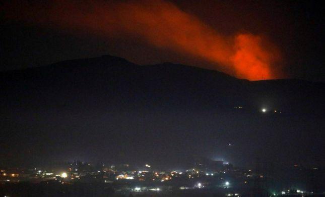 בפעם השנייה תוך יממה: ישראל תקפה בסוריה