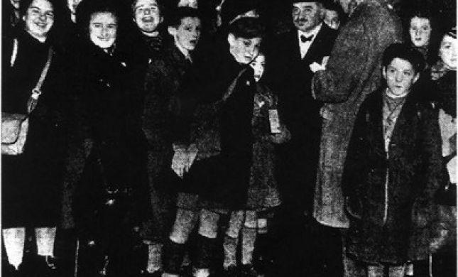 """לאחר 80 שנה: ניצולי """"קינדר טרנספורט"""" יקבלו פיצויים"""