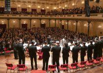 מרגש: קונצרט יהודי ראשון מאז השואה במרכז הולנד