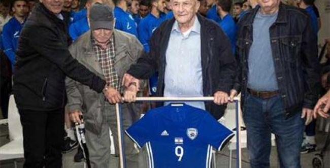 האיש והכדורגל יהושע (שייע) גלזר נפטר בגיל 91