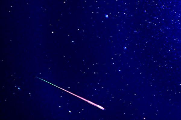 אם אתם בנגב ועם תרמוס: מטאורים בשמי הלילה