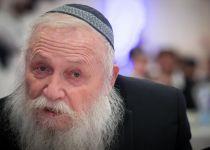 """הרב דרוקמן: """"לא להצביע למפלגה החדשה של בנט"""""""
