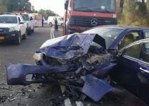תאונה קטלנית: הסב נהרג במקום; נכדתו נפצעה קשה