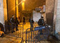 שני פצועים בפיגוע דקירה בירושלים