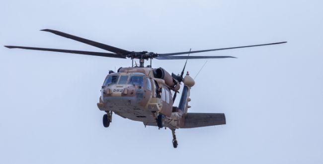 שני לוחמים נפצעו בתאונת אימונים בצפון