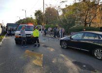 רוכב אופניים חשמליים נהרג בתאונת דרכים
