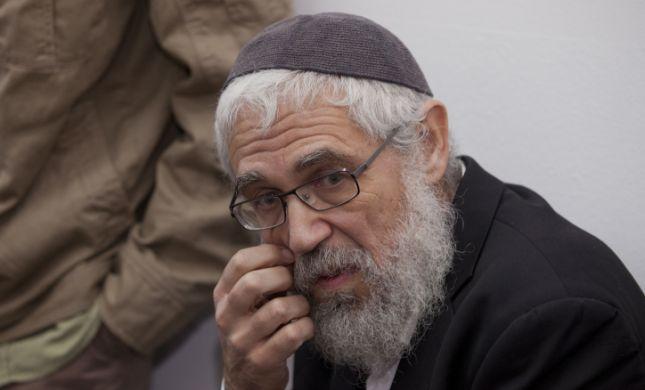 דיווח: הוגשה תלונה במשטרה נגד הרב מוטי אלון